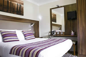 Double Bedroom, Deluxe Room with Lounge