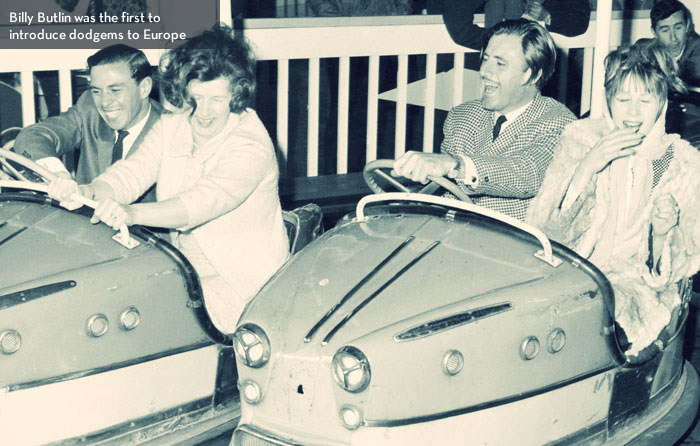Butlins 75 years of history and innovation