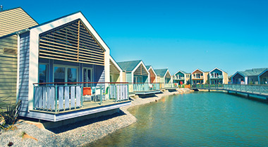 Lakeside Chalets Coming Soon to Butlins Minehead