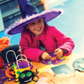 Butlins Halloween Arts and Crafts