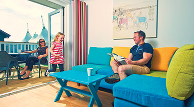 Butlins Skegness new Seaside Apartments