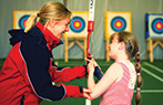 Butlin's Educational Breaks Skegness - Archery