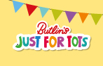 Just For Tots breaks - 2018 headline entertainment